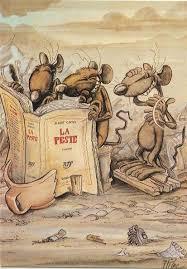 Rats peste